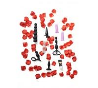 Набор анальных игрушек для новичков Anal Starter Kit