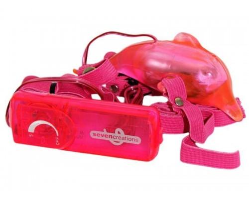Клиторальный вибратор Dolphin