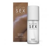 Гель-лубрикант для массажа всего тела FULL BODY MASSAGE Slow Sex by Bijoux Indiscrets (Испания)