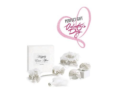 Свадебный набор Happily Ever After цвет: белый Bijoux Indiscrets (Испания)