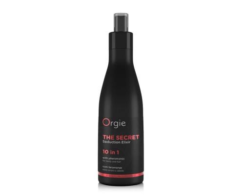 Бальзам для волос и тела с феромонами и афродизиаками THE SECRET 10 в 1 Orgie (Бразилия-Португалия)
