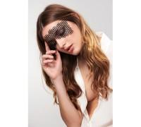 Виниловая маска на стикерах ЭРИКА Bijoux Indiscrets (Испания)