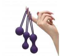 Набор вагинальных шариков Кегеля Sensual Kegel Balls So Divine (Великобритания)