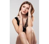 Браслеты-наручники MAGNIFIQUE цвет: серебристый Bijoux Indiscrets (Испания)