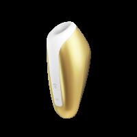 Вакуумный стимулятор клитора Love Breeze, золотистый Satisfyer (Германия)