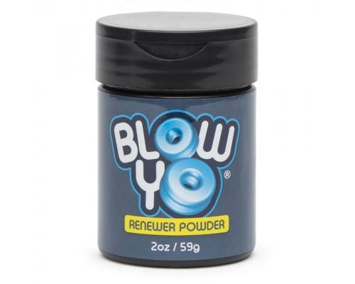 Восстанавливающий тальк для ухода за мастубаторами BlowYo (Великобритания)