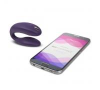 Вибратор для пар WE-VIBE SYNC цвет: фиолетовый We-Vibe (Канада)
