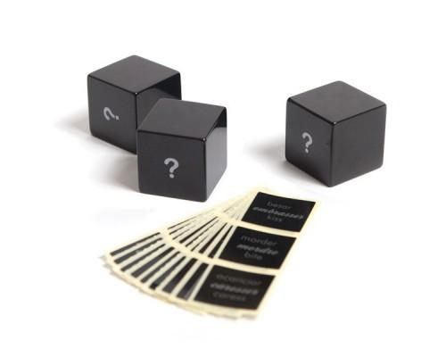 Кубики для эротической игры LUCKY LOVE DICE Bijoux Indiscrets (Испания)