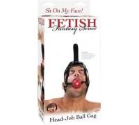 Кляп-страпон на голову Fetish Fantasy Head Job