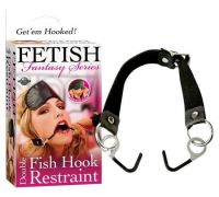 Кляп Fetish Fantasy Fish Hook Restraint