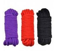 Веревка для связывания 3 м, Japanese Silk Love Rope™