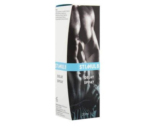 Спрей-пролонгатор Stimul8 Delay Spray 20 мл