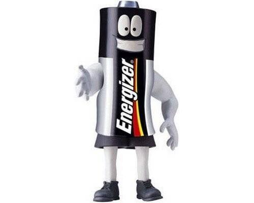 Батарейки Energizer, AАA