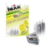 Ароматизированные презервативы Luxe Золотой Кадилак (лимон)