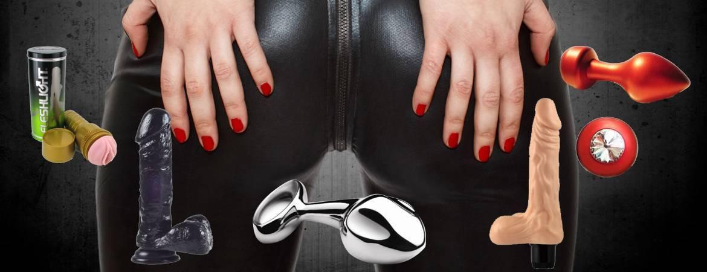 Игрушки для Вашего интимного удовольствия