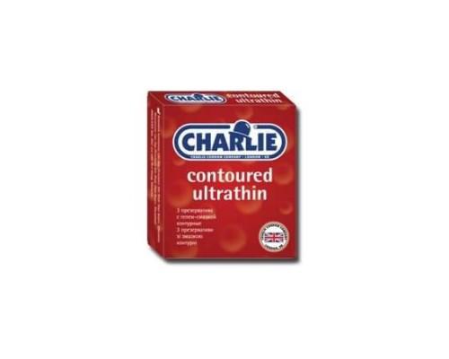 Charlie презервативы контурные №3