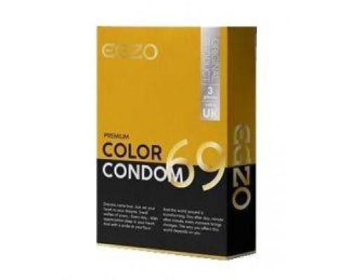 """Цветные презервативы """"Color"""""""