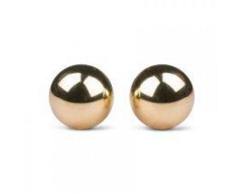 Вагинальные шарики Gold ben - 22mm