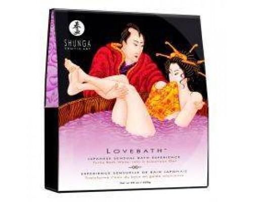 Гель для ванны Shunga LOVEBATH - Sensual Lotus, 650 гр