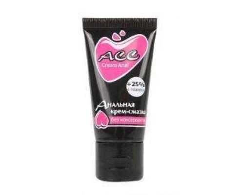 Анальная крем-смазка с эфирными маслами Creamanal АСС, 25 г