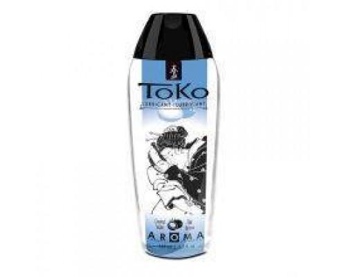 Лубрикант TOKO Aroma Coconut Thrills, 165 мл