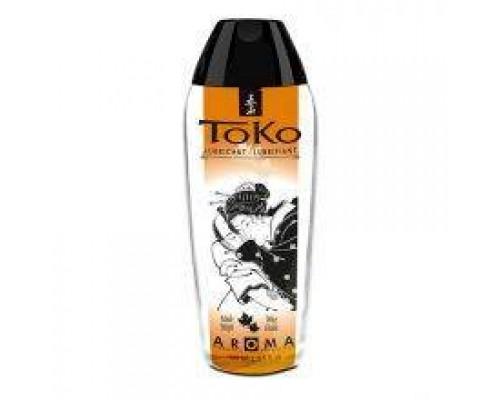 Лубрикант TOKO Aroma Maple Delight, 165 мл