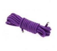 Веревка для бондажа BONDAGE ROPE 3M, Purple
