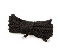 Веревка для бондажа Premium Silky 10M Black