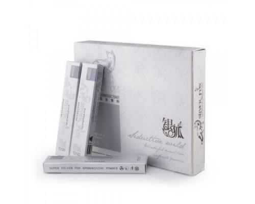 Виагра Silver Fox упаковка 12 шт