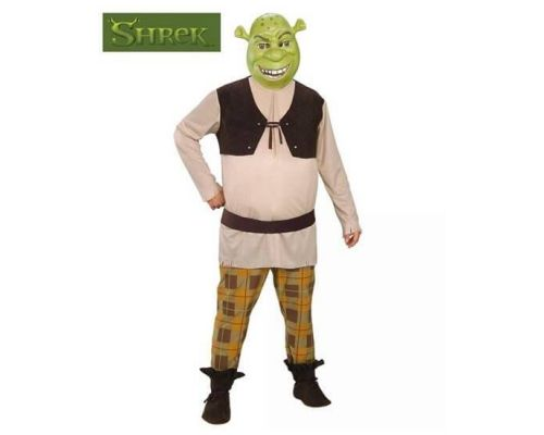 Костюм Shrek