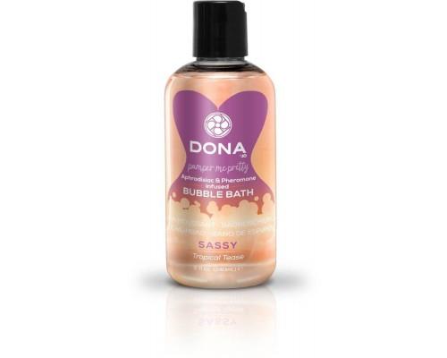 Пена для ванны Dona Bubble Bath Sassy Aroma Tropical Tease