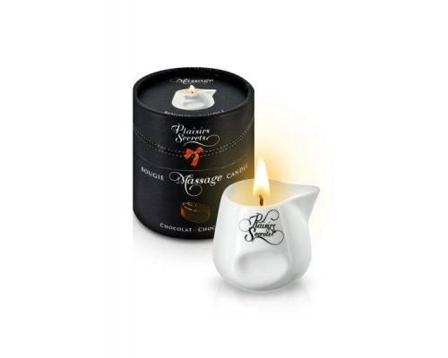 Массажная свеча Plaisirs Secrets Chocolate (80 мл)