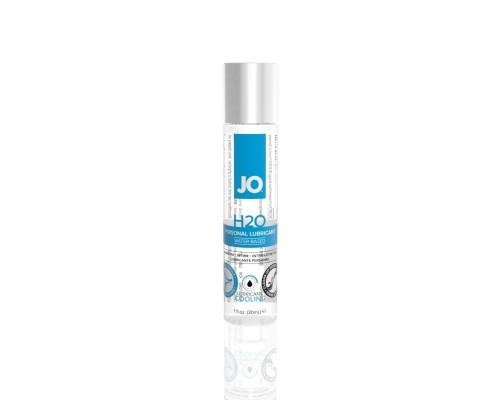 Лубрикант на водной основе System JO H2O - COOLING (30 мл)