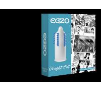 EGZO - Презервативы EGZO Touqht Cat (280713)