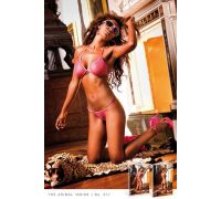BACI - Комплект Pink Mesh Bikini Set (B77-PINK-OS)