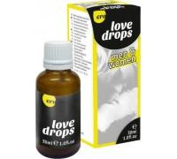 HOT - Возбуждающие капли для двоих ERO Love Drops, 30 мл (H77105)