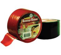 NMC - Бандажная пленка — клеящаяся Bondage Ribbon: 5cm/18mtr, RED (T160246)