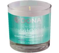 Dona by JO - Свеча для массажа DONA SCENTED MASSAGE CANDLE - NAUGHTY, 135 гр (T251383)