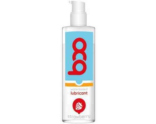 BOO - BOO WATERBASED LUBRICANT STRAWBERRY 150M (T251973)