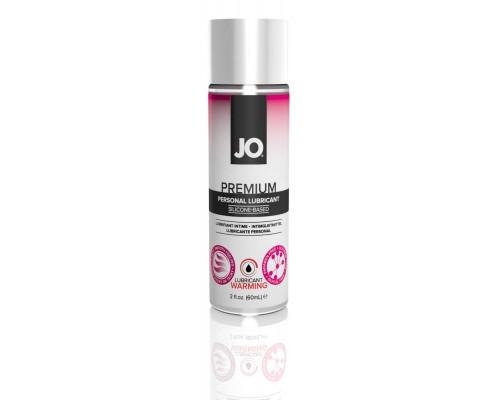 Лубрикант на силиконовой основе System JO FOR WOMEN PREMIUM - WARMING (60 мл)