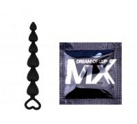 Chisa - Анальная цепочка Black Mont Elite Lover's Beads (291331)