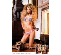 BACI - Комплект Zebra Bikini-Set With Lacing (B52-ZEBRA-OS)