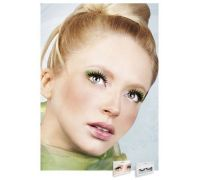 Baci Eyelashes - Реснички Black Premium Eyelashes (B584)