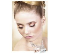 Baci Eyelashes - Реснички Black Premium Eyelashes (B588)