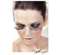 Baci Eyelashes - Реснички Black Feather Eyelashes (B608)