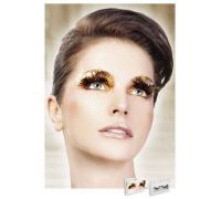 Baci Eyelashes - Реснички Brown Feather Eyelashes (B625)