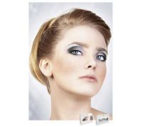 Baci Eyelashes - Реснички Black Premium Eyelashes (B666)