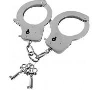 Guilty Pleasure - Металлические наручники GP METAL HANDCUFFS (T520053)