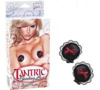 Cal Exotics - Пестисы TANTRIC BINDING LOVE SATIN PASTIES (T850140)
