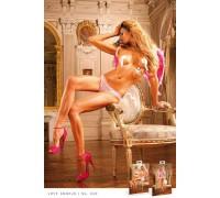 BACI - Трусики White Baby Pink Heart Bikini, L (B040-WHITE BABYPINK-L)